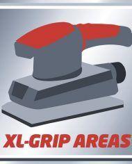 XL-GRIP AREAS