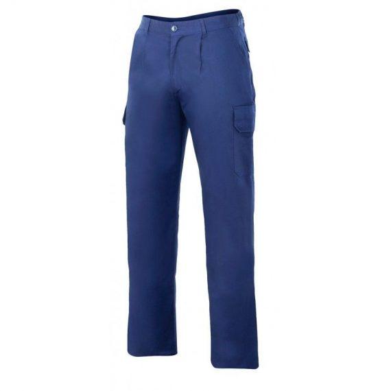 pantalón acolchado multibolsillos