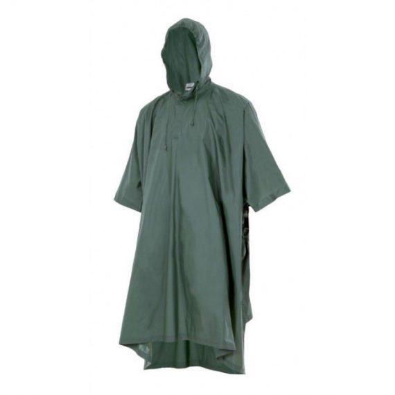 poncho de lluvia con capucha