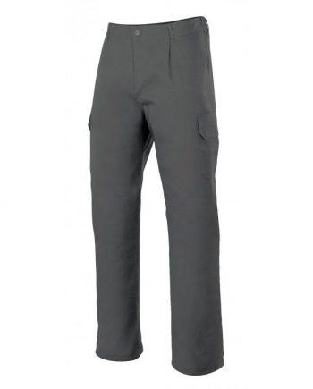 pantalon multibolsillos forrado