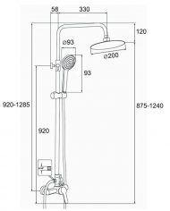 columna-de-ducha-dilar-3971-dibujo-1